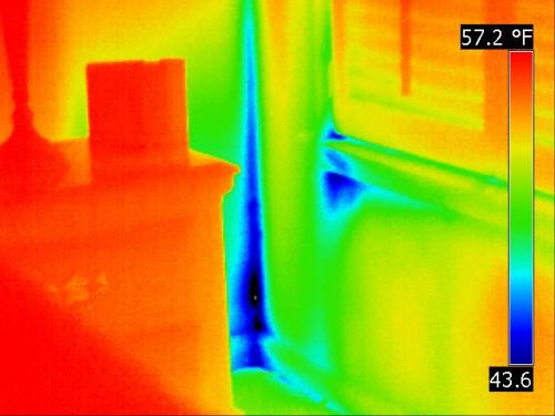 Residential Infrared Inspections Tennessee Thermal Imaging